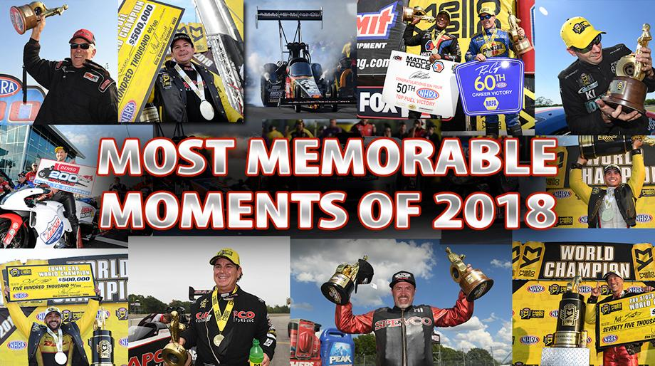 Memorable Moments