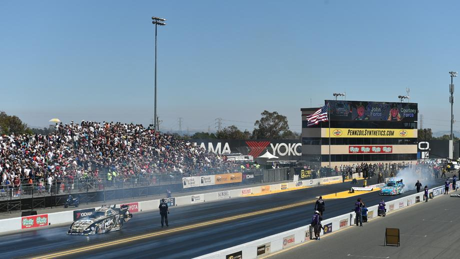 Toyota NHRA Sonoma Nationals Saturday Notebook  988cd74d690a