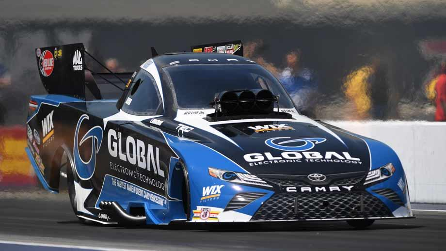 Charlotte Funny Car Sunday results: Final