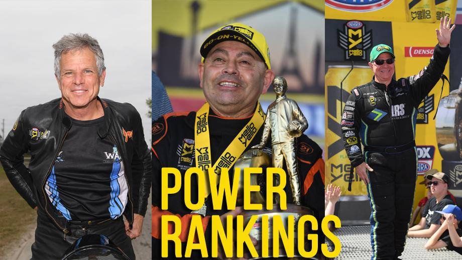 NHRA Power Rankings: Tim Wilkerson, Mike Salinas, Jerry Savoie biggest movers