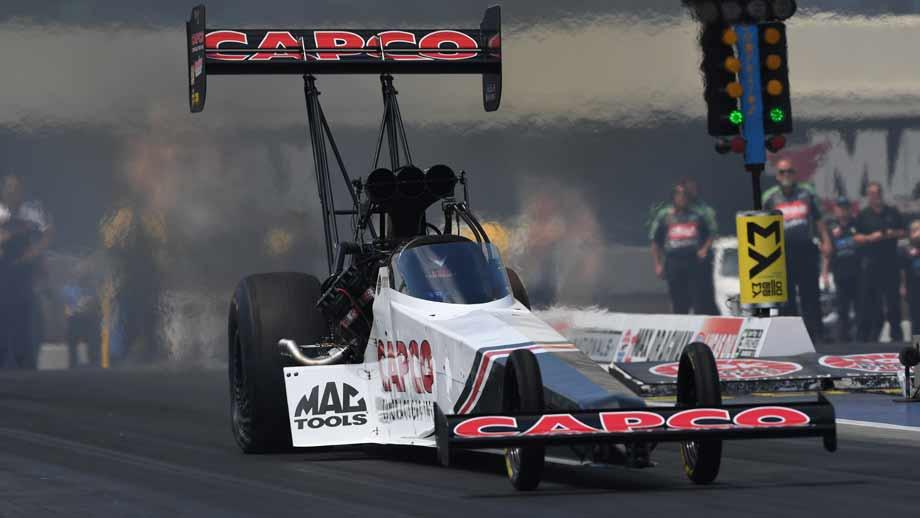 Charlotte Top Fuel Sunday results: Final