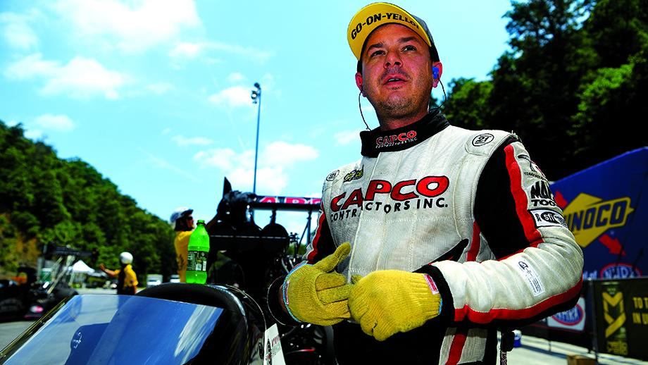 NHRA Countdown to the Championship Preview: Can Steve