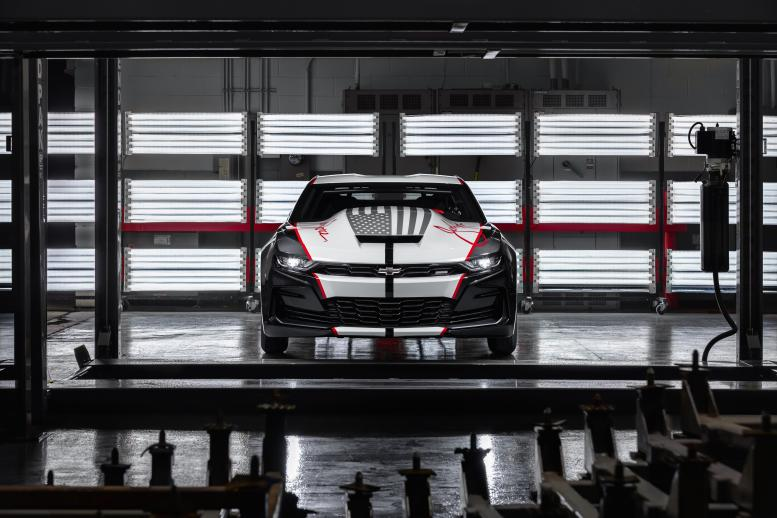 2020 Chevrolet COPO Camaro for NHRA Factory Stock
