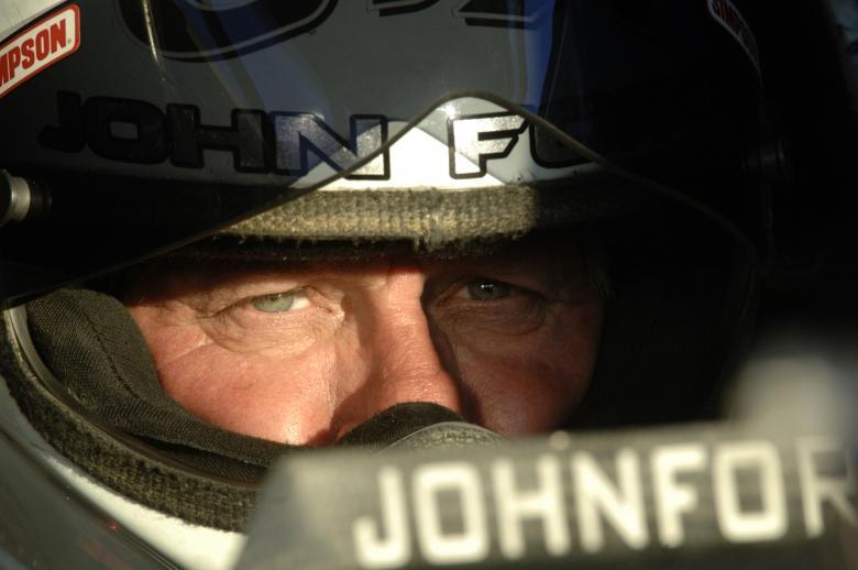 Celebrating 16-time NHRA Funny Car champ John Force