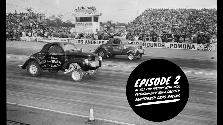 The Birth of Sanctioned Drag Racing