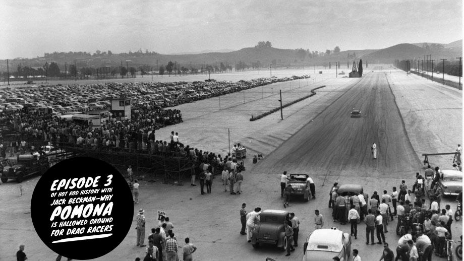 Why Pomona is hallowed ground for drag racers