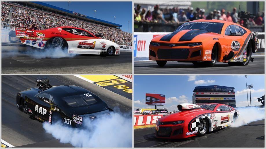 2020 NHRA Pro Mod launches at 2020 NHRA Lucas Oil SummerNationals