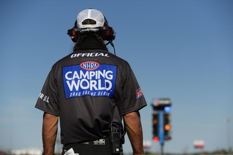 Welcome to the NHRA Camping World Drag Racing Series
