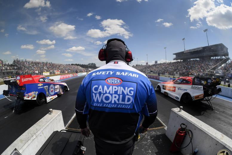 More than 2 million NHRA on FOX viewers watched the 2021 Gatornationals