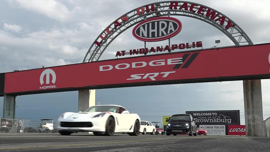 Lucas Oil Raceway at Indianapolis hosts first Wild Wednesday