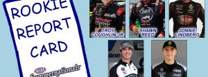 NHRA Summernationals Rookie Report Card