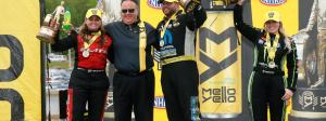 NHRA New England Nationals winners