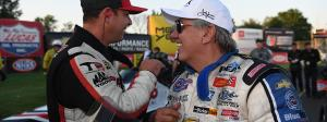 Steve Torrence / John Force