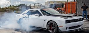 Win a Dodge Challenger SRT Hellcat Redeye Widebody