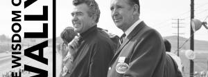 Carroll Shelby and Wally Parks
