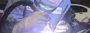 NHRA Projects TIG Welding