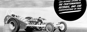 Watch Episode 10 of Hot rod history with Jack Beckman—The records and car classifications of 1959
