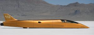 Speed Demon 470 mph 2020 Bonneville Marc Gewertz