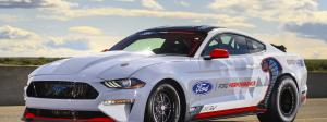 Ford's electric Cobra Jet 1400 Mustang to run at NHRA U.S. Nationals