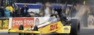 Richie Crampton wins 50th Gatornationals