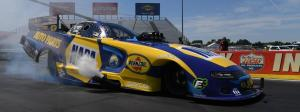 Ron Capps, set to make move in Gainesville with a precision tune-up from Rahn Tobler