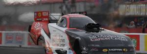 Tales from the Strip: What it's like racing teammates for a Funny Car Championship