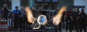 Krista Baldwin has Top Fuel racing in her DNA