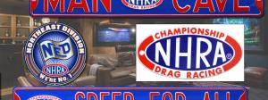 NHRA, Authentic Street Signs partner