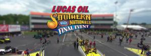 Celebrate 40 years of Atlanta Dragway's NHRA National Event history