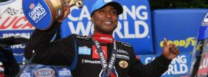 Antron Atlanta win