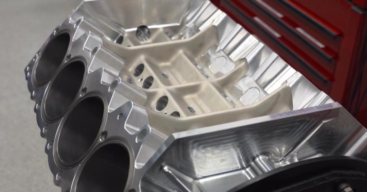 EncyloSPEEDia: Inside a Top Fuel Engine Block | NHRA