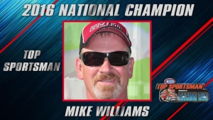Top Sportsman champ Mike Williams season recap