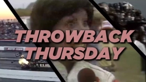#ThrowbackThursday: Shirley Muldowney, first three-time NHRA Top Fuel champion
