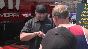 """NHRA Today: Justin """"Big Chief"""" Shearer interview"""