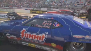Jonathan Gray sets new Pro Mod national E.T. record in Gainesville