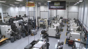 NHRA Today: Inside look at DSR new machine shop