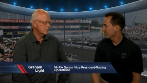 NHRA Today: NHRA's Graham Light discusses new points structures