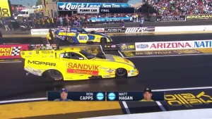 NHRA Today: Fast Five runs from Phoenix