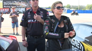 From the Driver's Seat: Erica Enders Interview
