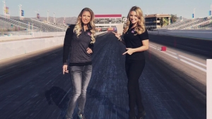 Traxxas Walk 1000 feet Q&A with Leah Pritchett & Amanda Busick