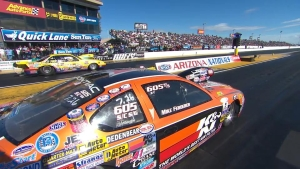 NHRA Arizona Nationals Top Sportsman winner Mike Ferderer