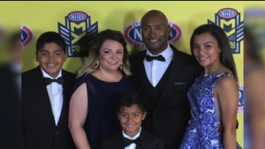 Antron Brown: Racer, Father