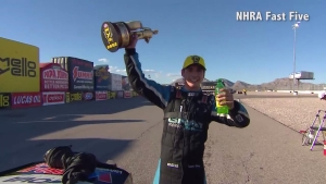 Denso Spark Plugs NHRA Nationals Fast Five