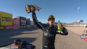 NHRA Today: Tanner Gray interview