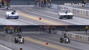 NHRA Four-Wide Nationals Fast Five