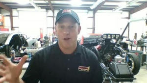 """NHRA Today: Stevie """"Fast"""" Jackson is ready for Topeka"""