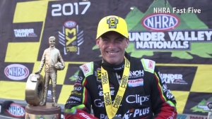 Fast Five: NHRA Thunder Valley Nationals