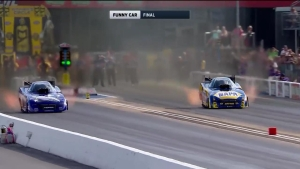NHRA Today: Rahn Tobler on winning the NHRA Thunder Valley Nationals with an all-new Funny Car