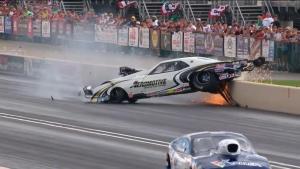 Steve Matusek talks about his Norwalk crash, 2017 Pro Mod season