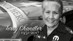 Terry Chandler Memorial: 1951-2017